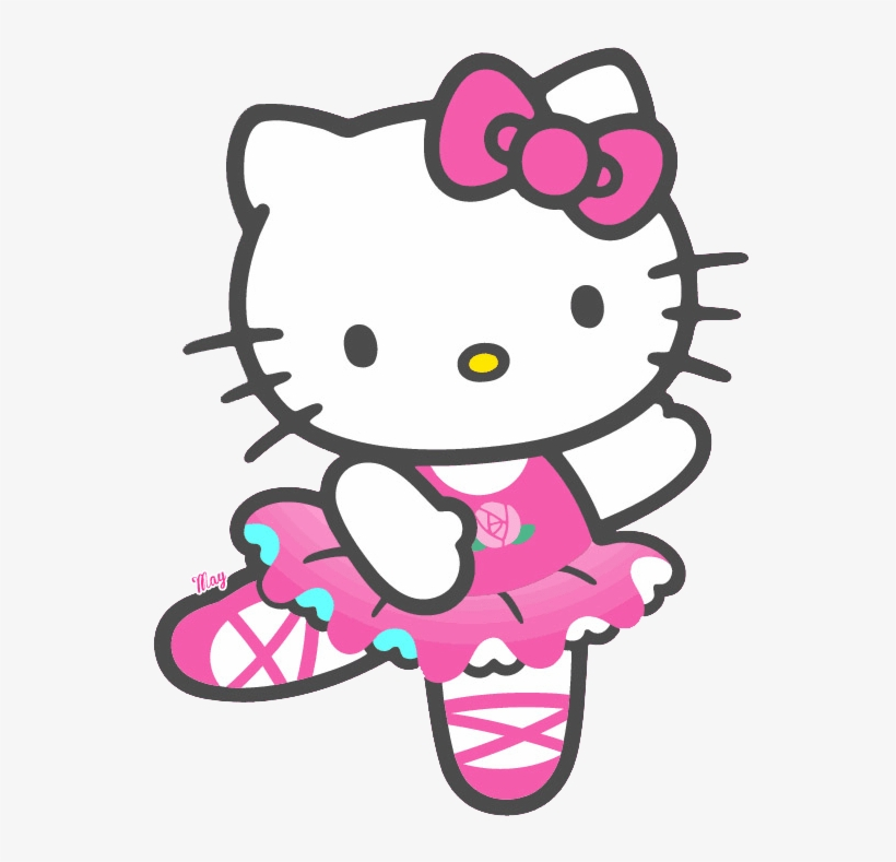 Hello Kitty Png Transparent.