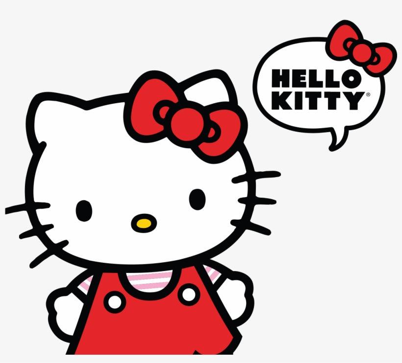 Hello Kitty Png Head.