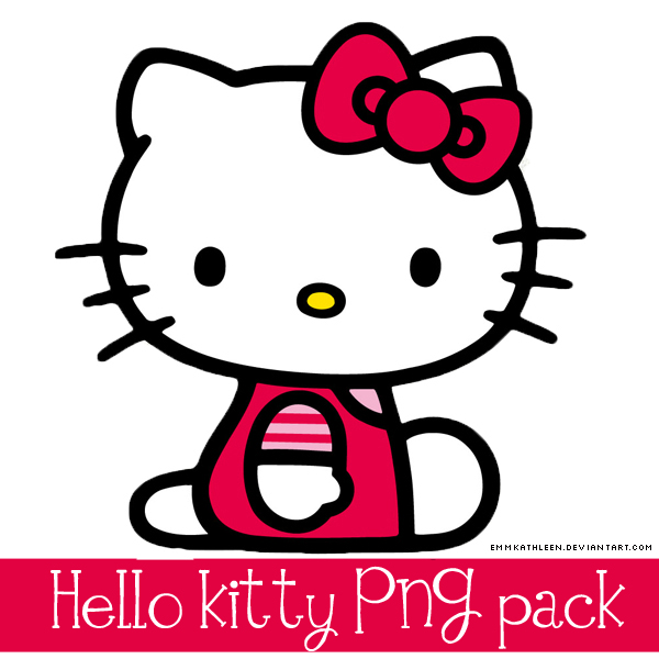 Hello Kitty PNG Pack* by EmmKathleen on DeviantArt.