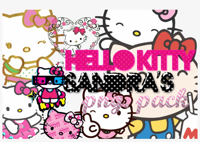 Hello Kitty Png Pack By Canndysoda.