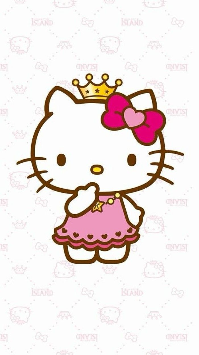 Princess Hello Kitty.