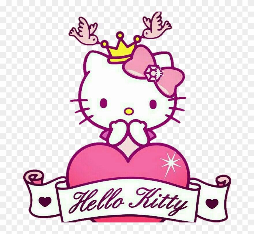 Hellokitty Sanrio Kitty Princess Pink.