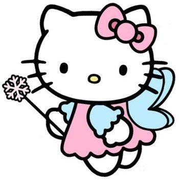 Fairy Princess Hello Kitty.