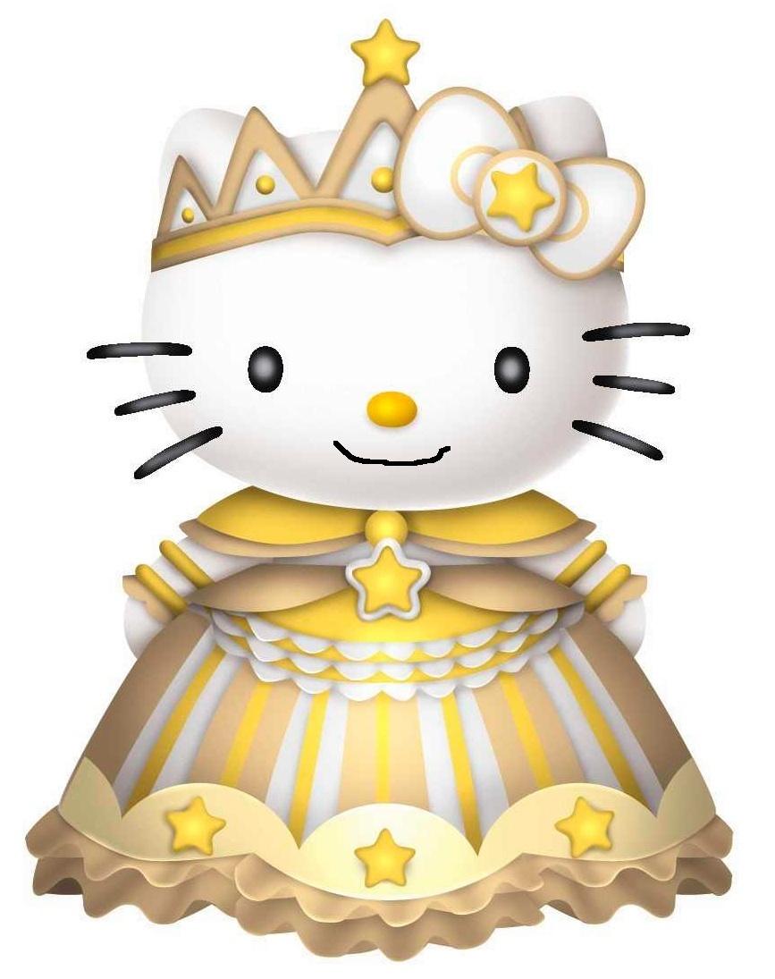 Princess Kitty.