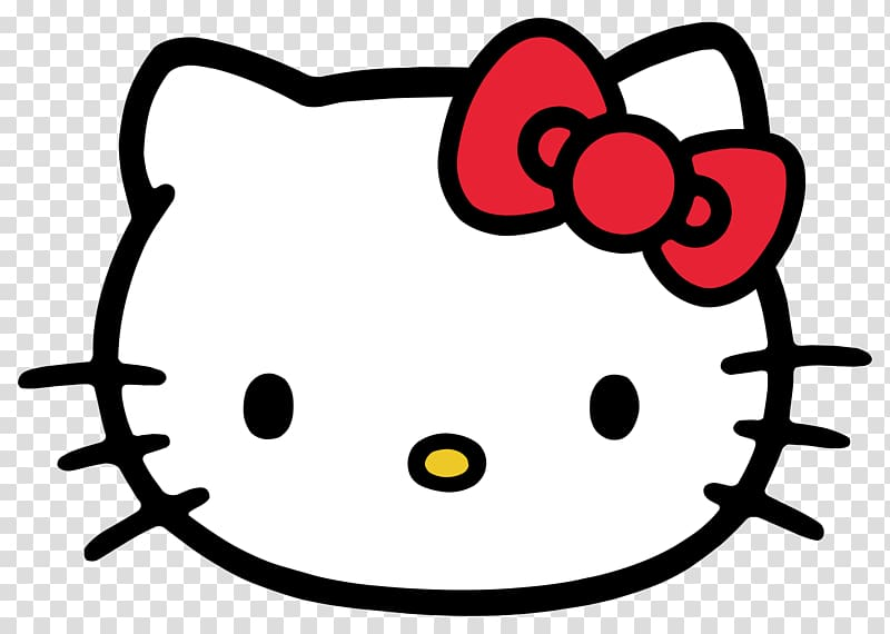 Hello Kitty illustration, Hello Kitty United States Film.