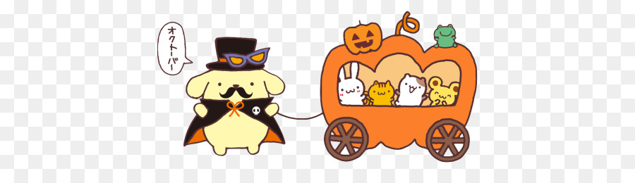 Halloween Food Background clipart.