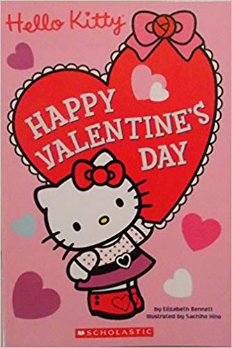 Hello Kitty Happy Valentine\'s Day: 9780545502061: Amazon.com.