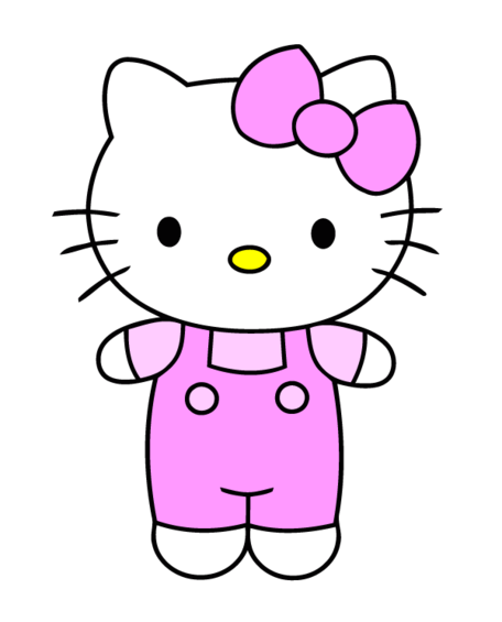 Hello Kitty Clipart Picture Free Download.