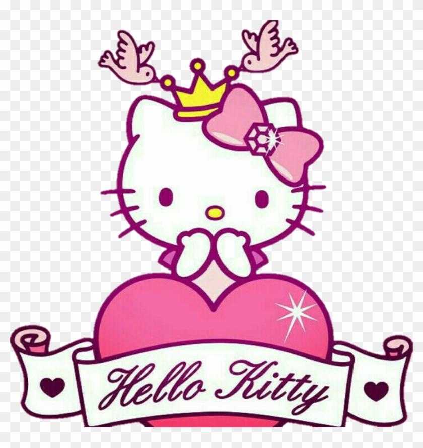 hellokitty #sanrio #kitty #princess #pink.