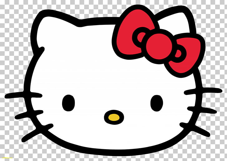 Hello Kitty Logo Sanrio , others PNG clipart.