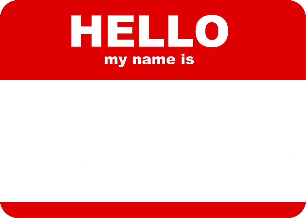 Name Tag Png (105+ images in Collection) Page 2.