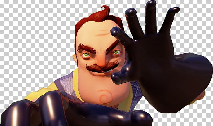 Hello Neighbor Trailer YouTube Xbox One Video Game PNG.