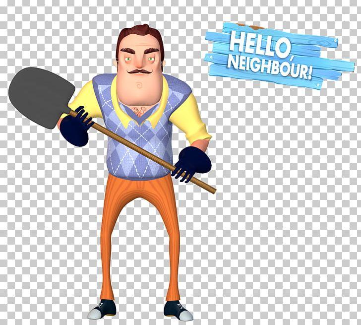 Hello Neighbor Fan Art Game HTML PNG, Clipart, Arm, Art, Art.