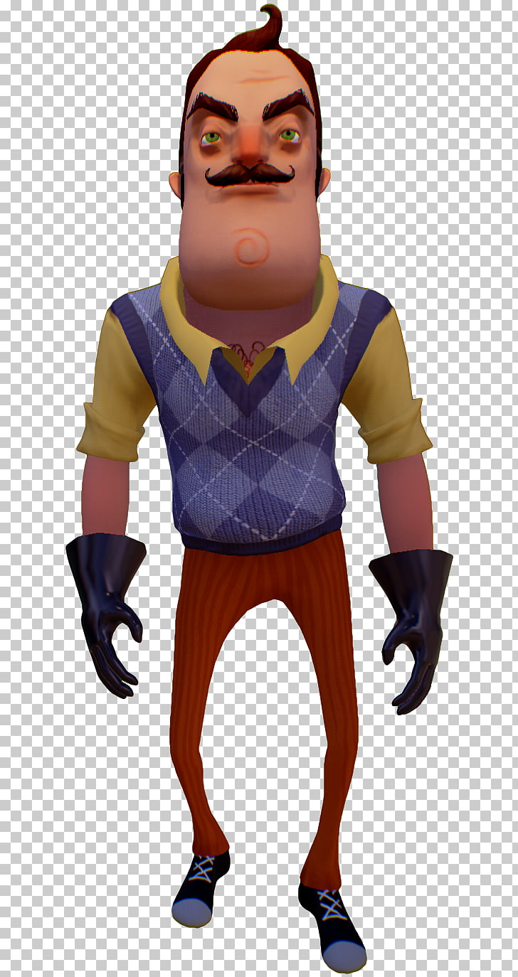 Hello Neighbor Video game, others PNG clipart.