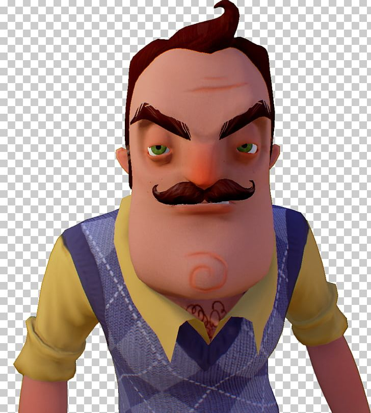 Hello Neighbor Video Game Angry Neighbor Neighbours From Hell Evil.