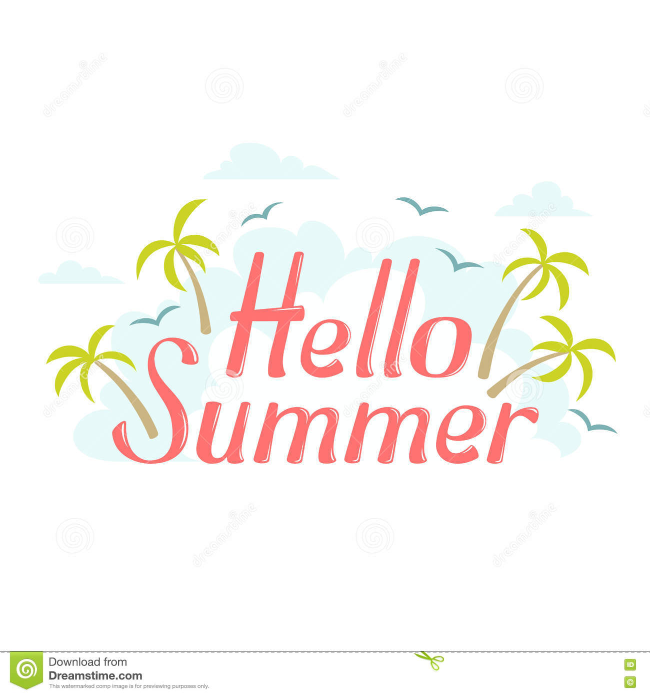 Hello Summer Clipart (108+ images in Collection) Page 3.