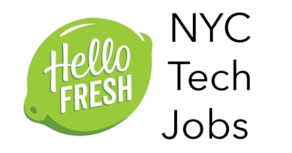 HelloFresh to add Dozens of New Tech Jobs in NYC.