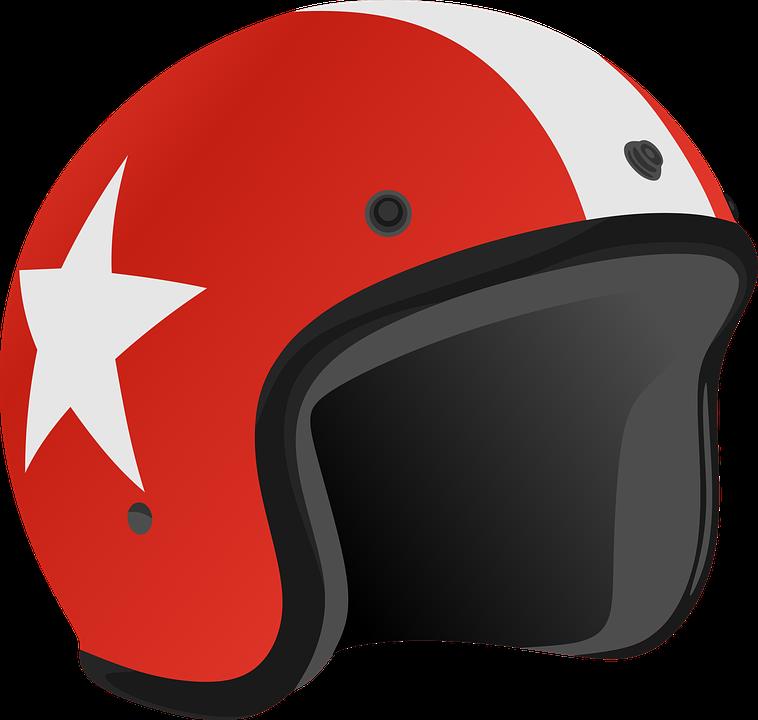 Motorcycle Helmets Clip art.