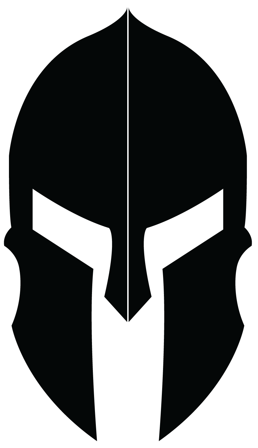 Logo design for Spartan Helmet.