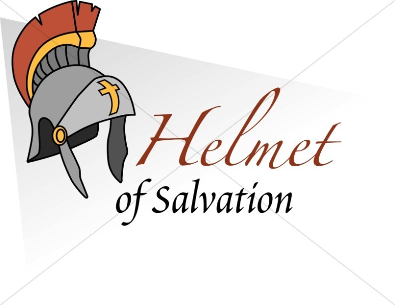 Helmet of salvation clipart 2 » Clipart Portal.