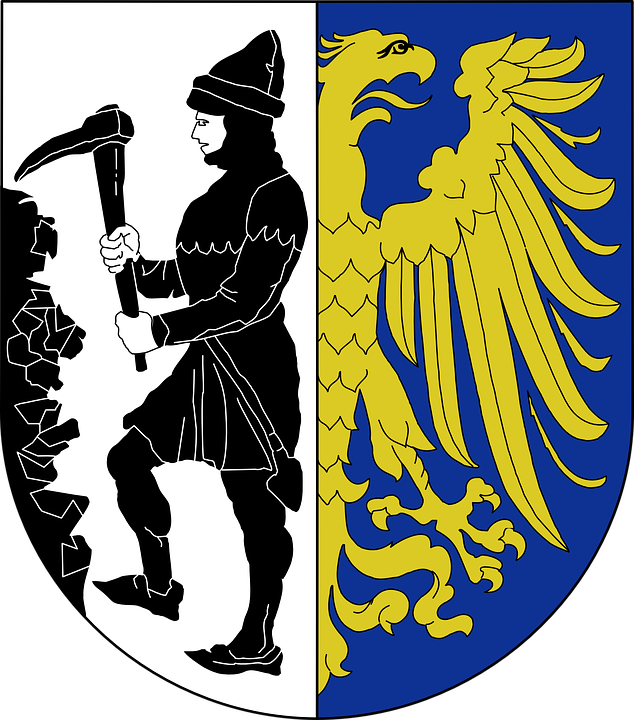 Free vector graphic: Coat Of Arms, Crest, Helmet Plate.