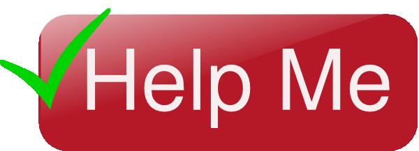 Help Me Button SVG Clip arts download.