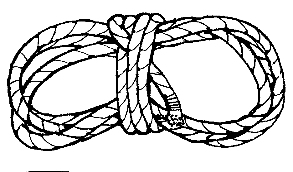 Help rope clipart #3