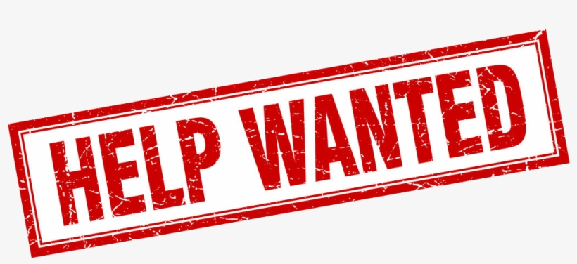 Help Wanted Png.