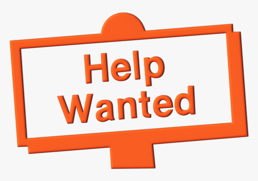 Help Wanted Sign Clipart.