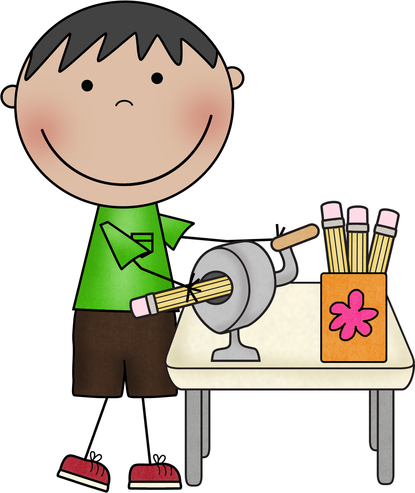 Helper Clipart.