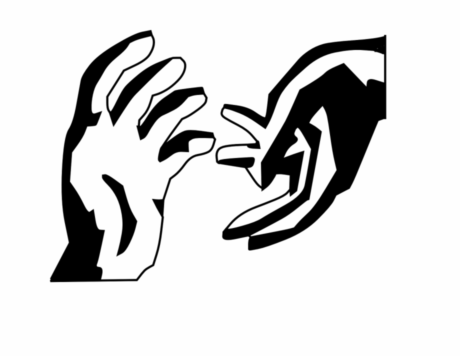 Helping Hands Clip Art Free PNG Images & Clipart Download #5060740.