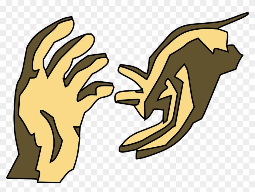 Hand Gesture Clipart Transparent.