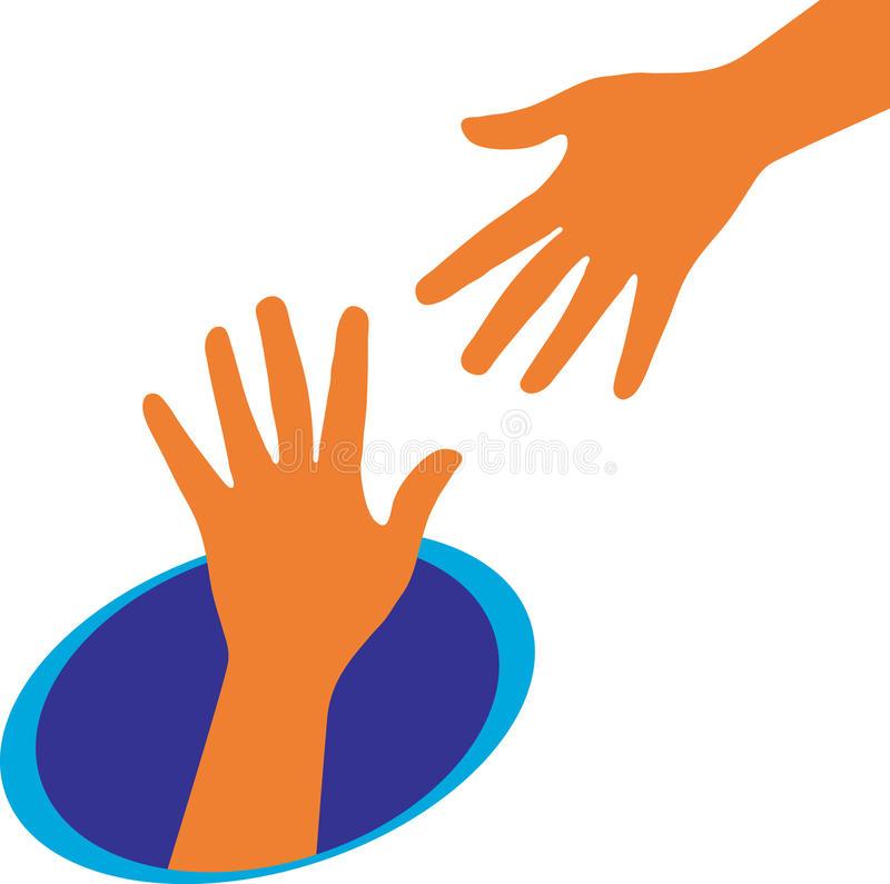 Helping Hands Logo Stock Illustrations.