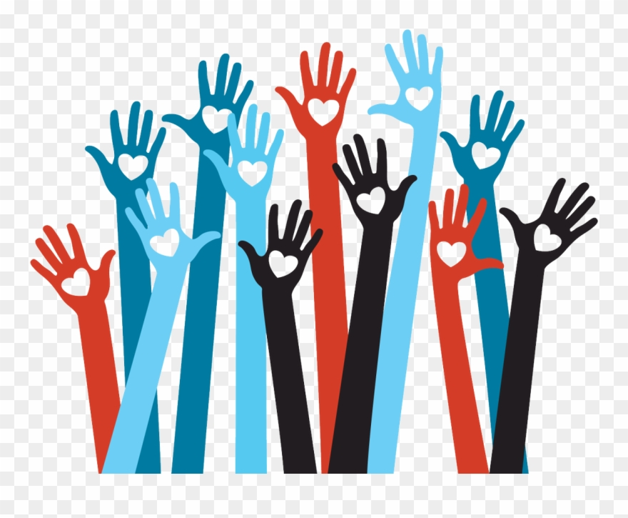 Helping Hands Png Hd Clipart (#3310357).