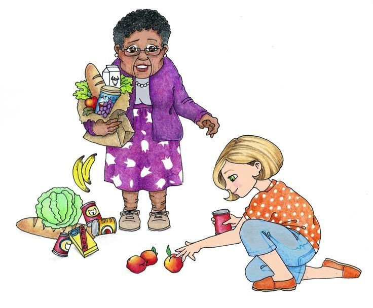 Girl helping others clipart 1 » Clipart Portal.