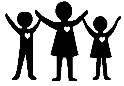 People Helping People Black And White Clipart#1970660.