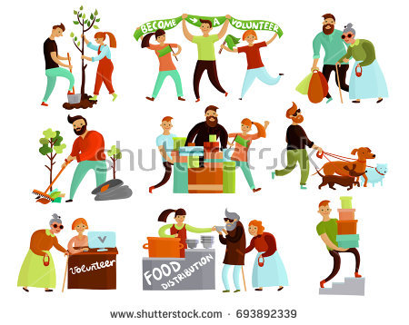 Helping community clipart 3 » Clipart Station.