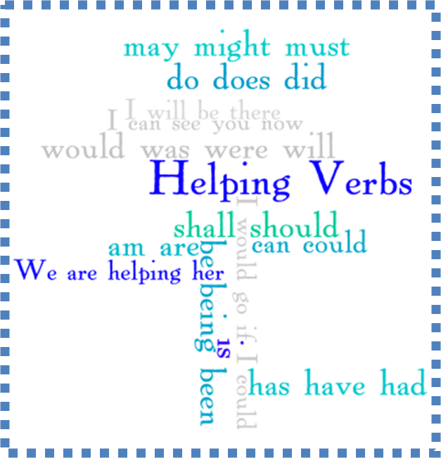 Helping Verbs.