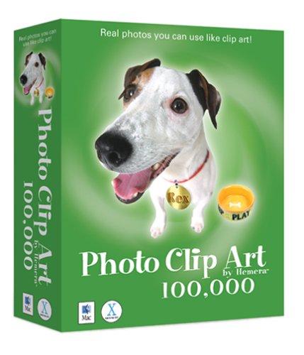 Hemera Photo Clip Art 100,000 (Mac).