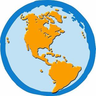 Hemisphere clipart - Clipground