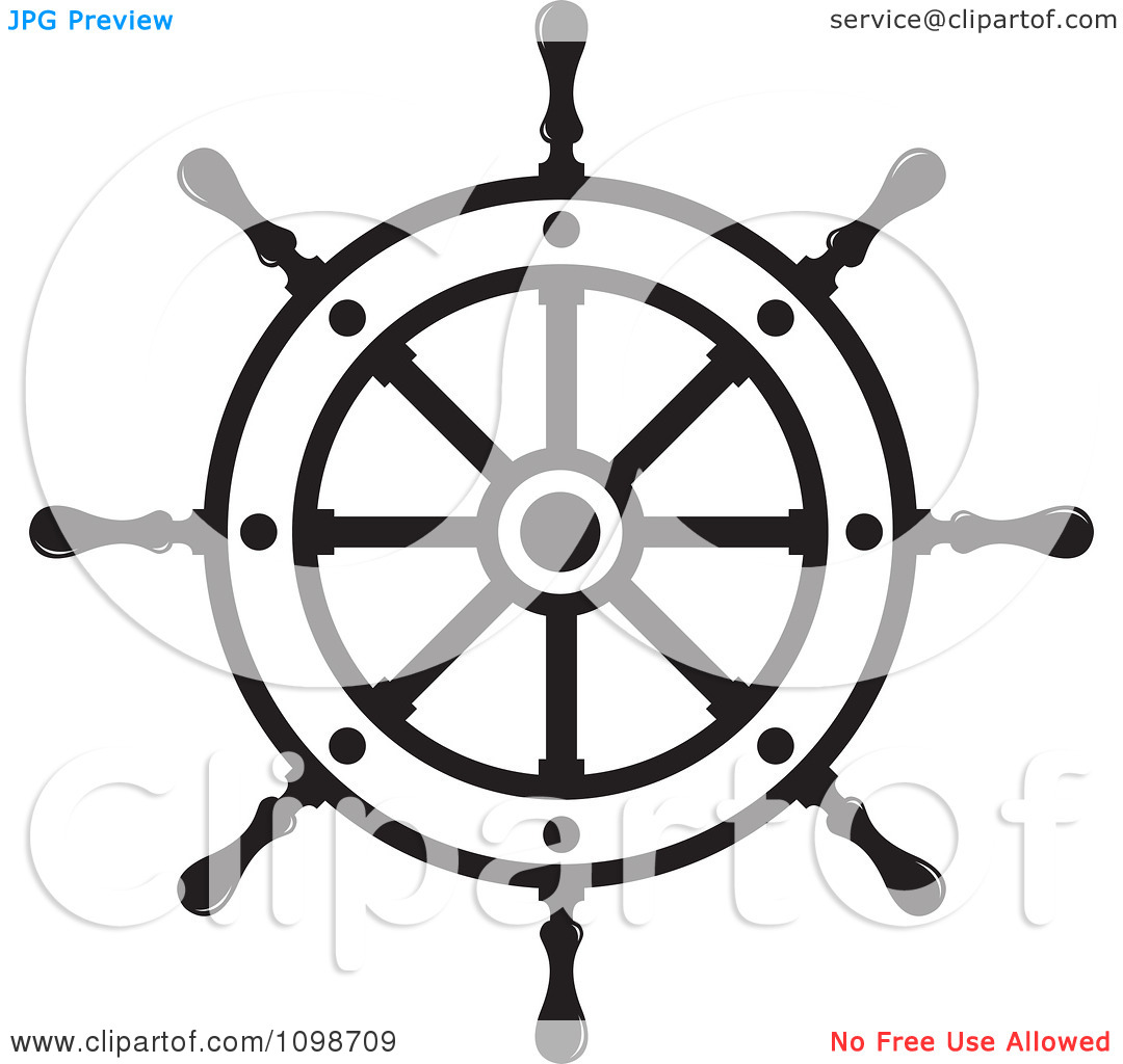 Pirate Helm Clipart.