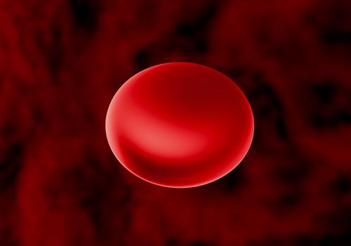 Hemoglobin.