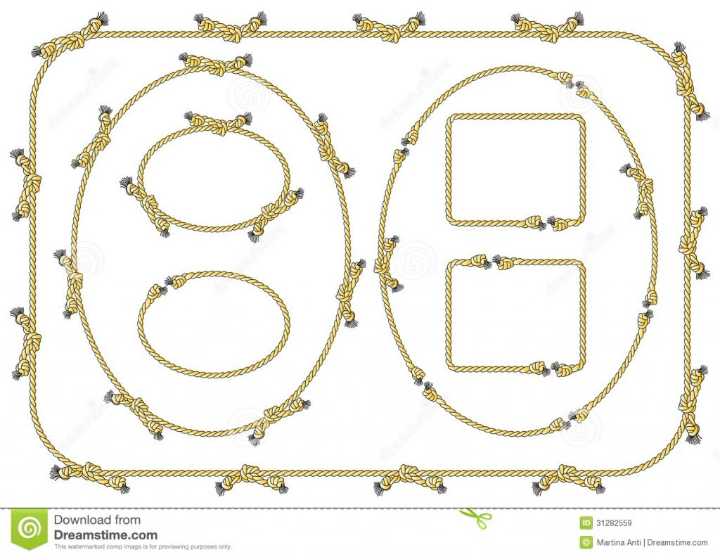 Hemp Rope Illustrations Vectors Amp Clipart.