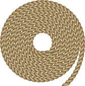 Hemp Rope Clip Art.