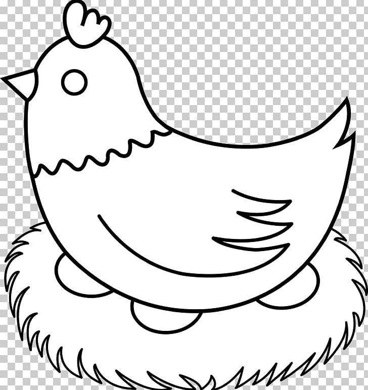 Chicken Drawing Line Art Hen PNG, Clipart, Art, Artwork, Beak, Bird.