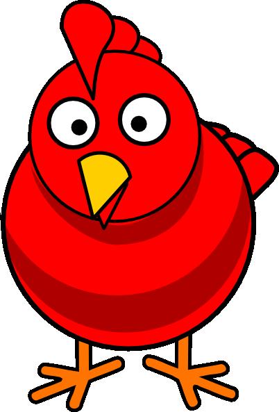 Little Red Hen Clipart.