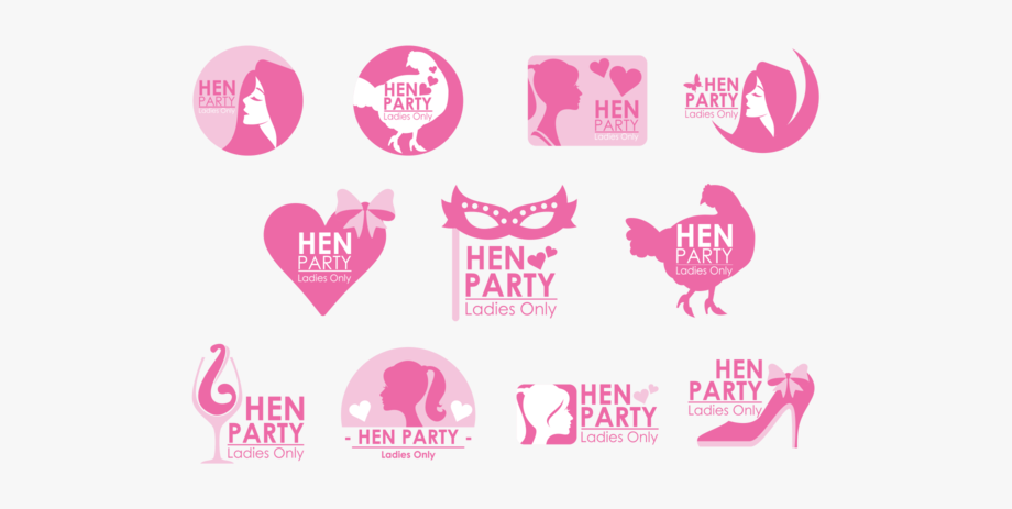 Hen Party Free Vector Art 10506 Downloads Elegant Clipart.
