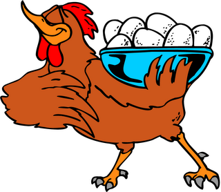 Free Chicken With Eggs Cartoon, Download Free Clip Art, Free.