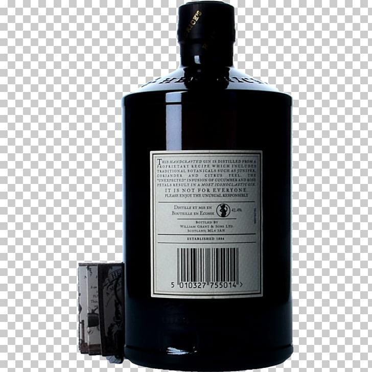 Liqueur, hendricks Gin PNG clipart.