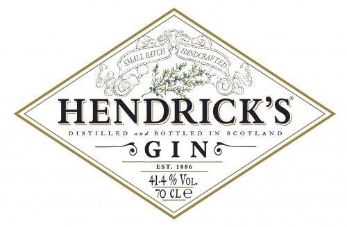 hendricks gin Best logo and branding system ever..